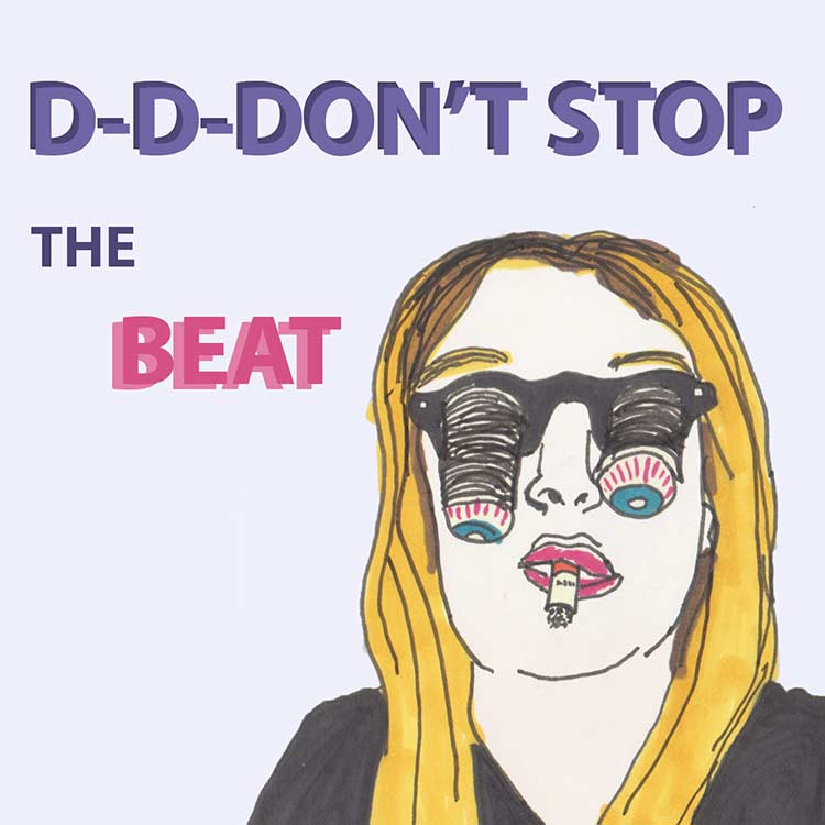 mix cover for D-d-don't Stop the Beat